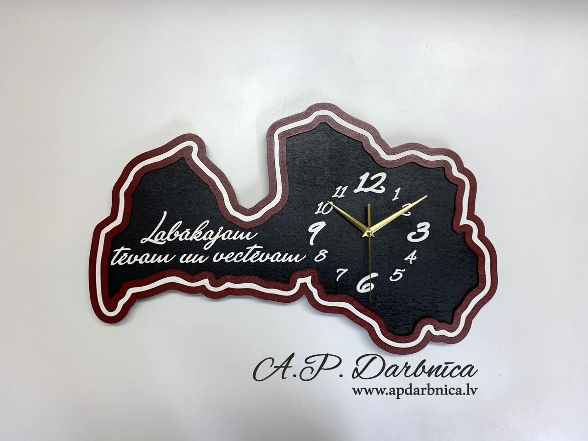 Latvijas pulkstenis LV05